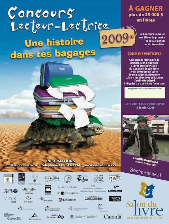 Une histoire dans tes bagages, avec Camille Bouchard